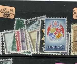 TONGA  (P1904B)  ST   SG 101-114      MOG