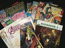 AVENGERS : Collectable Comic Books Set of 10
