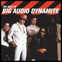 BIG AUDIO DYNAMITE - BEST OF B.A.D. CD ~ MICK JONES 80's BAD ( THE CLASH ) *NEW*