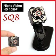 8gb Full HD Mini ESCONDIDO SPION Cámara SQ8 SpyCam Vídeo de vigilancia A40