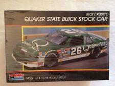 MONOGRAM 2786 Ricky Rudd's Quaker State Buick Stock Car #24 Model CarKit SEALED