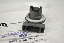1997-2010 Dodge Dakota Tail Light Lamp Socket Assembly new OEM 4523108