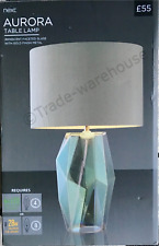 Next 2X Aurora Table Lamp Brand New In Sealed Box 📦