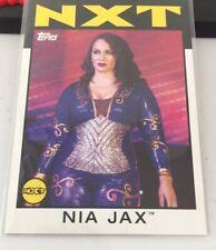 Nia Jax Nxt Rookie Wwe Topps 2016 Card #67