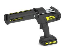 Albion Cordless 3M FIP 1-Step Cartridge Gun, Co-Axial 4:1, 18 Volt Lithium, 1 ea