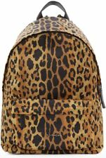 Givenchy Mochila de nylon estampado de leopardo