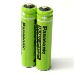 Original Panasonic BK-40AAABU Cordless Phone Batteries