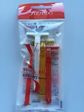 Japan Shiseido YOUNG-PAL Face Body Hair T shape Safety Shaving Removal Razor 3P