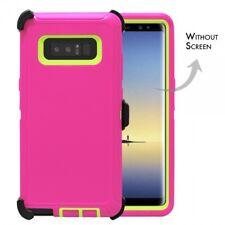 For Samsung Galaxy Note 8 Heavy Duty Defender Case Cover with Belt Clip PK GN