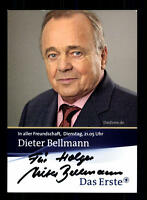 Dieter Bellmann In aller Freundschaft Autogrammkarte Original # BC 68873
