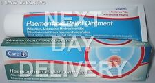 HAEMORRHOID / Hemorrhoid Piles, RELIEF OINTMENT CREAM 25g 1st class Sameday Post