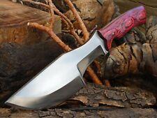 4.5 Mm Full Tang 440c Steel Hunting Camping Tracker Bush Knife A 26