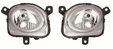 Fiat 500L 2013-> Clear Front High Beam & Side Light Pair Left & Right