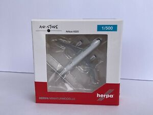 Herpa Wings 1:500 Azores Airlines Airbus A320 530354 CS-TKQ