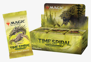 MTG Time Spiral Remastered Booster Box - Brand New! Our Preorders Ship Fast!