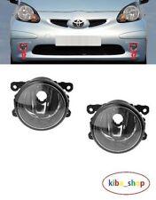 TOYOTA AYGO 2005 - 2012 NEW FRONT FOG LIGHT LAMP PAIR LEFT + RIGHT