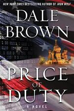 Price of Duty by Dale Brown (2017, Hardcover)