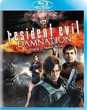 Resident Evil: Potępienie (Blu-ray Disc)  POLISH RELEASE (English subtitles)
