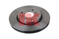 Bremsscheibe (2 Stück) COATED - NK 3145102