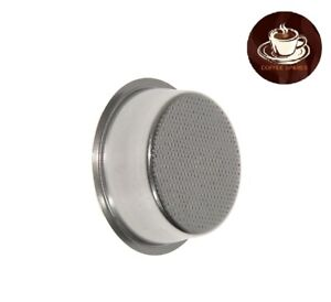 2 cup Coffee Filter - NON PRESSURISED  Single Floor fits SMEG ECF01