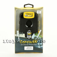 OtterBox Commuter Hard Shell Case Snap Cover for iPhone 7 & iPhone 8 Black NEW