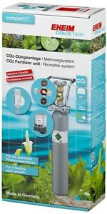 Eheim CO2 Set 400 with Reusable Bottle Brand New