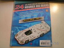 **a Les plus belles voitures des 24h du Mans n°14 Porsche 936-81 / Fangio