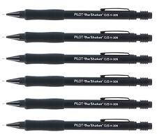 """Pilot The Shaker Mechanical Pencils, 0.5 mm, Black Barrel, 6/Pack"""