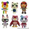 Animal Crossing Plush Stitches Marshal Celeste Ketchup Raymond Judy Doll Toy 8''