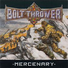 BOLT Thrower-MERCENARY-CD-Nuovo - DEATH METAL