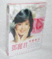 Teresa Teng Chinese Taiwanese Best of Taiwan 10-CD BOX