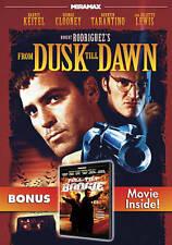 Dusk Till Dawn / Full-Tilt Boogie (DVD)  Clooney Brand New Sealed Free Shipping