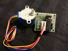 Stepper Motor 28BYJ-48 & Test Module Board ULN2003 5 Line 4 Phase Arduino B4