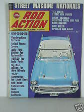 ROD ACTION OCT 73 T MODEL STREET MACHINE NATS HOW TO'S