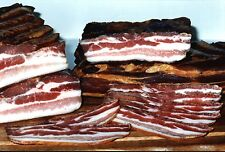 300 Gramm Edelfleisch gerauchter Schweinebauch