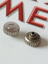 corona omega acero anti-polvo,4'5mm x 2mm,(0'9).nuevo de stock
