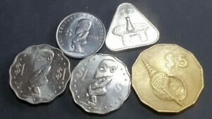 Cook Islands coin lot