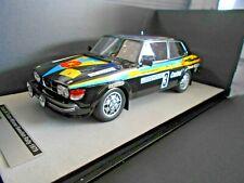 SAAB 99 Turbo Rallye Gr.2 Schweden 1979 Winner #3 Blomqvist Bosc Tecnomodel 1:18