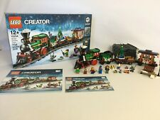 LEGO® Creator 10254 Festlicher Weihnachtszug OVP