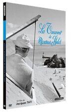 "DVD ""La fiesta de Monsieur Hulot"" Jacques Tati NUEVO EN BLÍSTER"