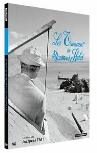 "DVD ""Les vacances de Monsieur Hulot"" Jacques Tati NEUF SOUS BLISTER"