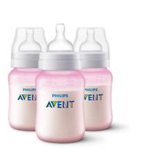 Phillips Avent Anti colic Bottle 9 oz Pink - SCF404/37