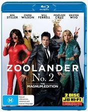 Zoolander 2 (Blu-ray, 2016)