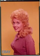 Donna Douglas sexy Beverly Hillbillies VINTAGE 5x7 Transparency