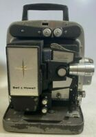 Vintage Bell Howell Lumina 1.2 8mm Projector - Not Guaranteed To Work! AS IS!