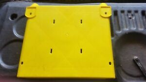 HILLS PLAYTIME SWING SET - PART ONLY - SLIDE SEAT - NEW - YELLOW