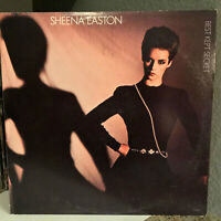 "SHEENA EASTON - Best Kept Secret - 12"" Vinyl Record LP - EX"