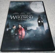 An American Werewolf in London Dvd *Horror