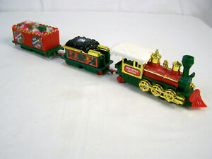 Northpole Express Train Set By Toy State Company. for parts only.