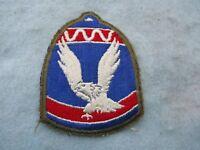 WWII US Army Patch Korea Occupation KMAG WW2